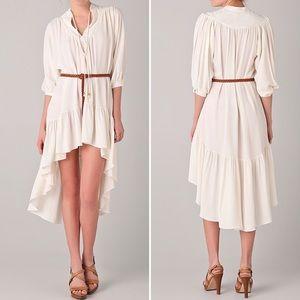 Odylyne Mini Barbet Dress in White